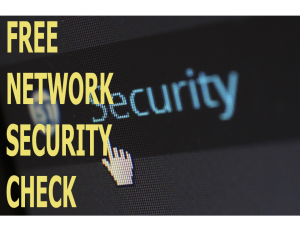 FREE Network Security Check